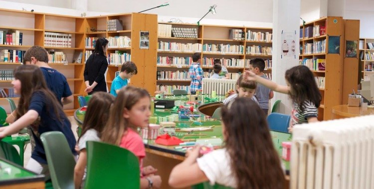 Letture in biblioteca o in classe: come partecipare e prenotare