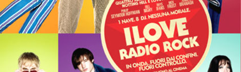 "Domenica 22.05.2016 // Film: ""I LOVE RADIO ROCK"""