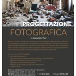 Corso di progettazione fotografica