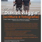 "Workshop ""Diari di viaggio"""
