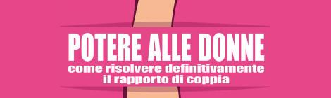 """""""Potere alle donne"""". Incontro con l'autore Riccardo Bucciarelli"""