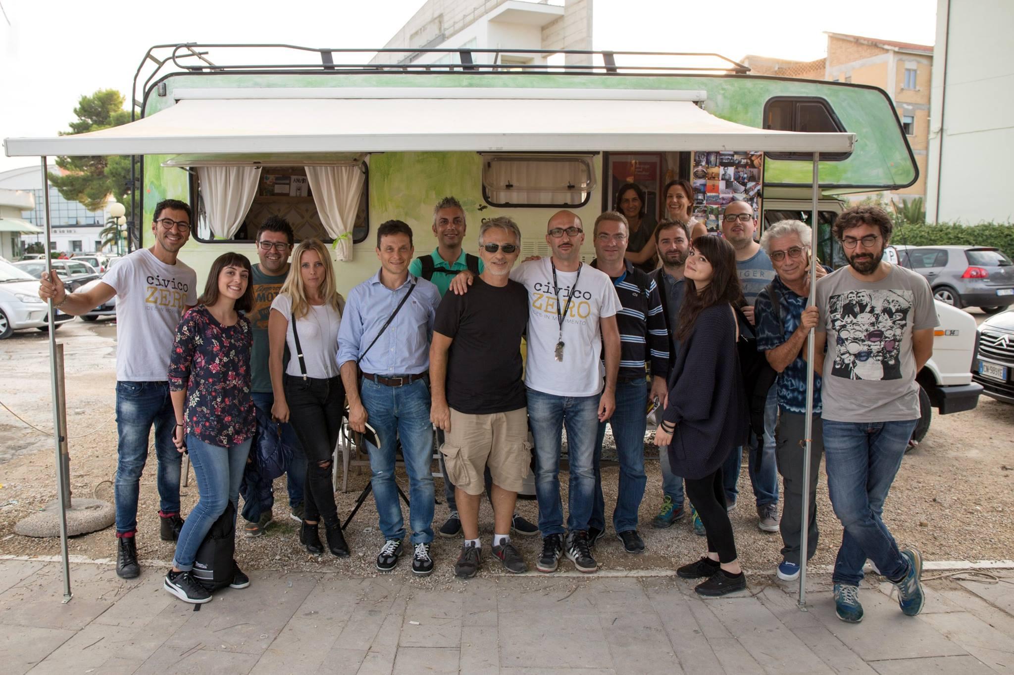 workshop di fotografia - Pescara, settembre 2016