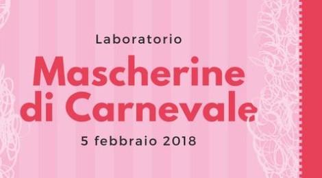 Laboratorio Mascherine di Carnevale