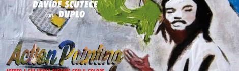 Action painting, dal 16 novembre per tre giorni