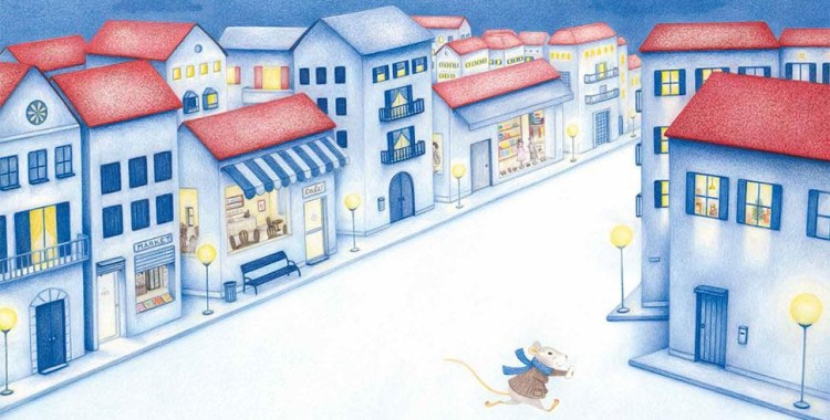 Il Natale del topo che non c'era   lettura natalizia