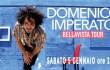 """Domenico Imperato, concerto """"Bellavista tour"""" nuova data 2019"""