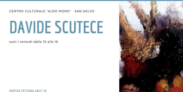 Corso di pittura con Davide Scutece