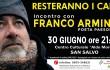 RESTERANNO I CANTI- Incontro con Franco Arminio