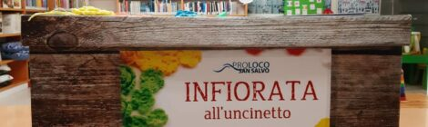 Infiorata all'Uncinetto