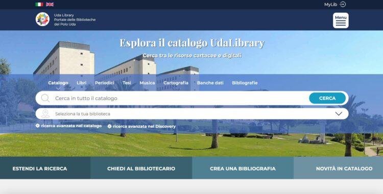 La Biblioteca entra nel Polo Bibliotecario Ud'A